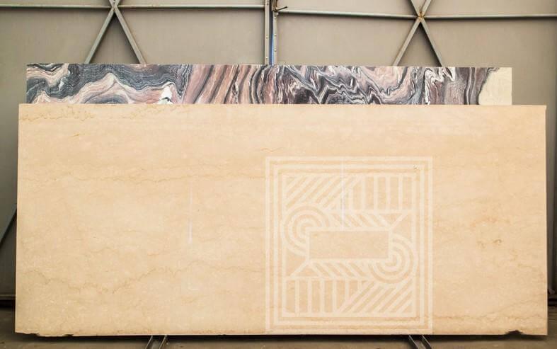 Botticino Classico Extra (20 mm) beige-marble - Botticino Classico Extra 20 mm