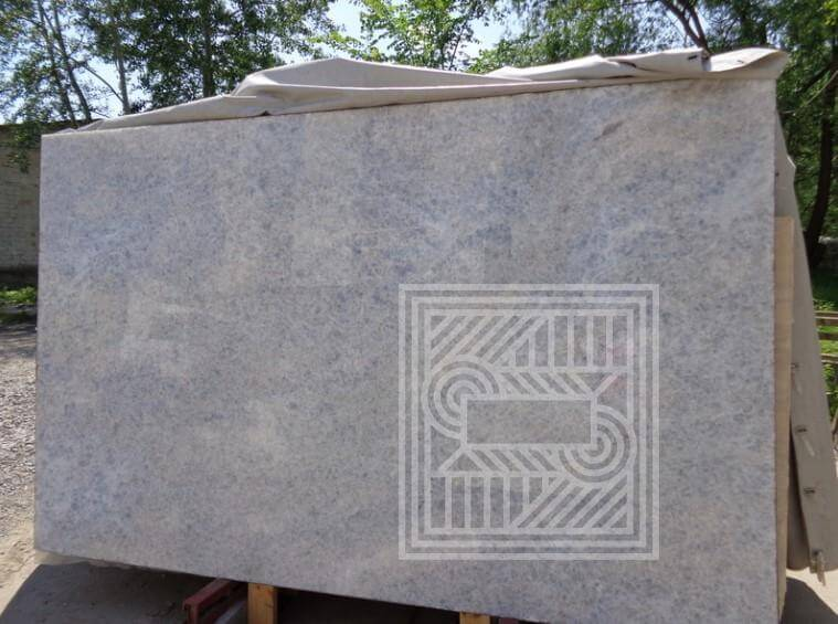 Calcite Blue (20 mm) light-marble - Calcite Blue 20 mm