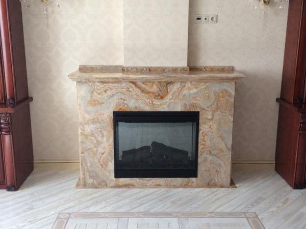 Камин из оникса fireplace-onyx - LARGE1 59