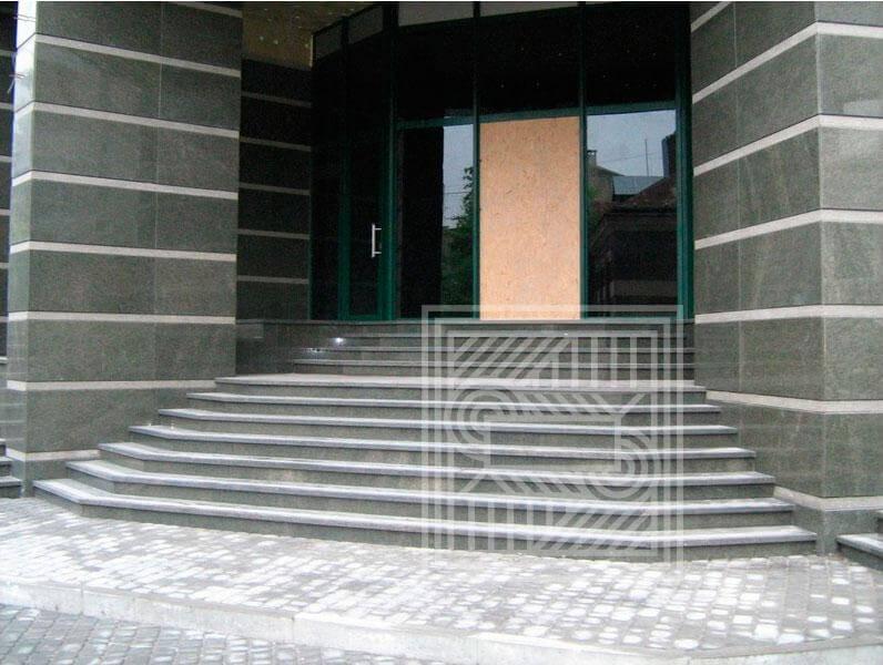 Облицовка ступеней гранитом stair-granite - LARGE 33