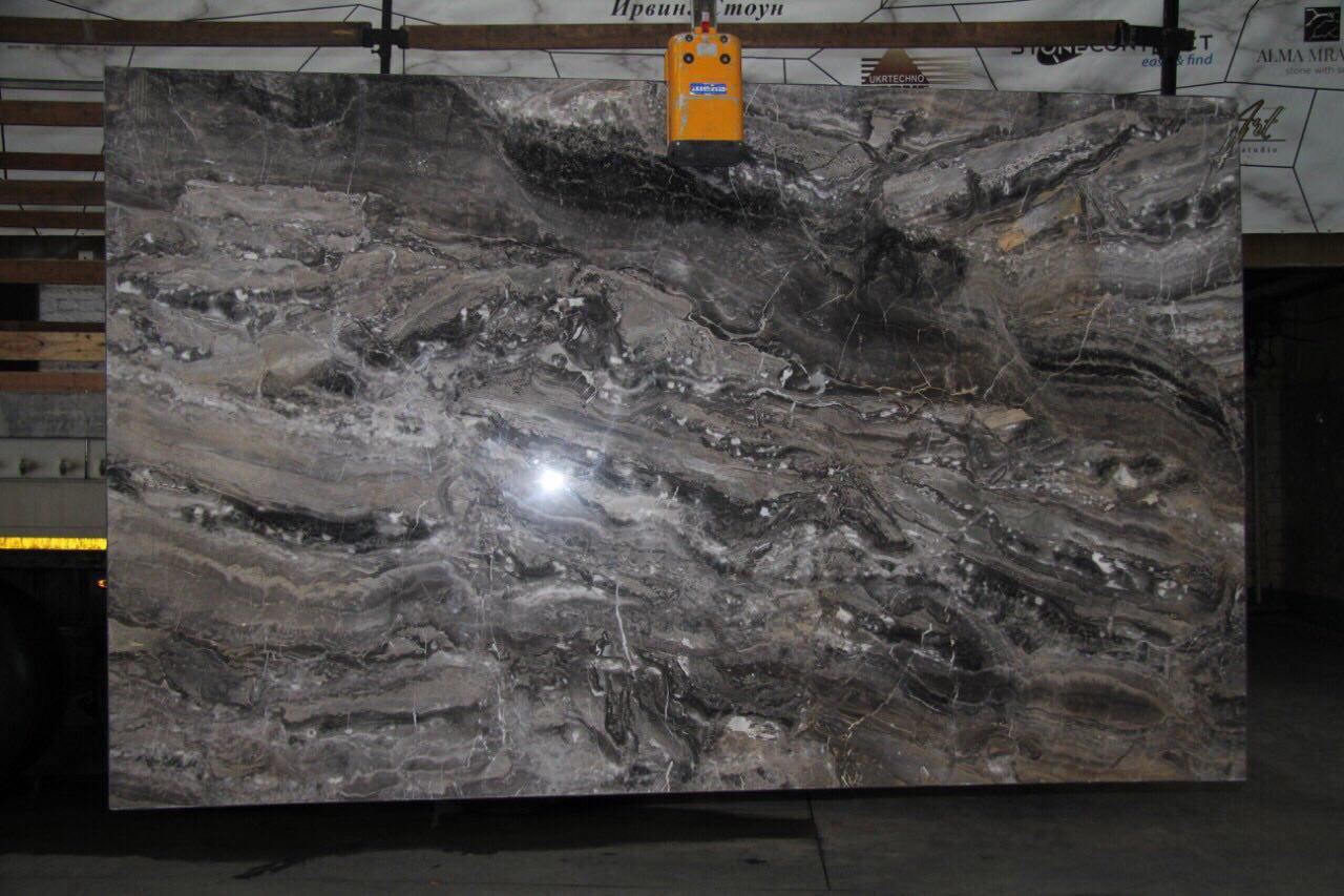 Arabescato Grigio colored-marble - Arabescato Grigio 1