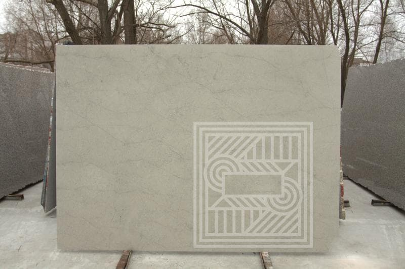 Thala Grey Royal (20 mm) light-marble - hala Grey Royal 20 mm
