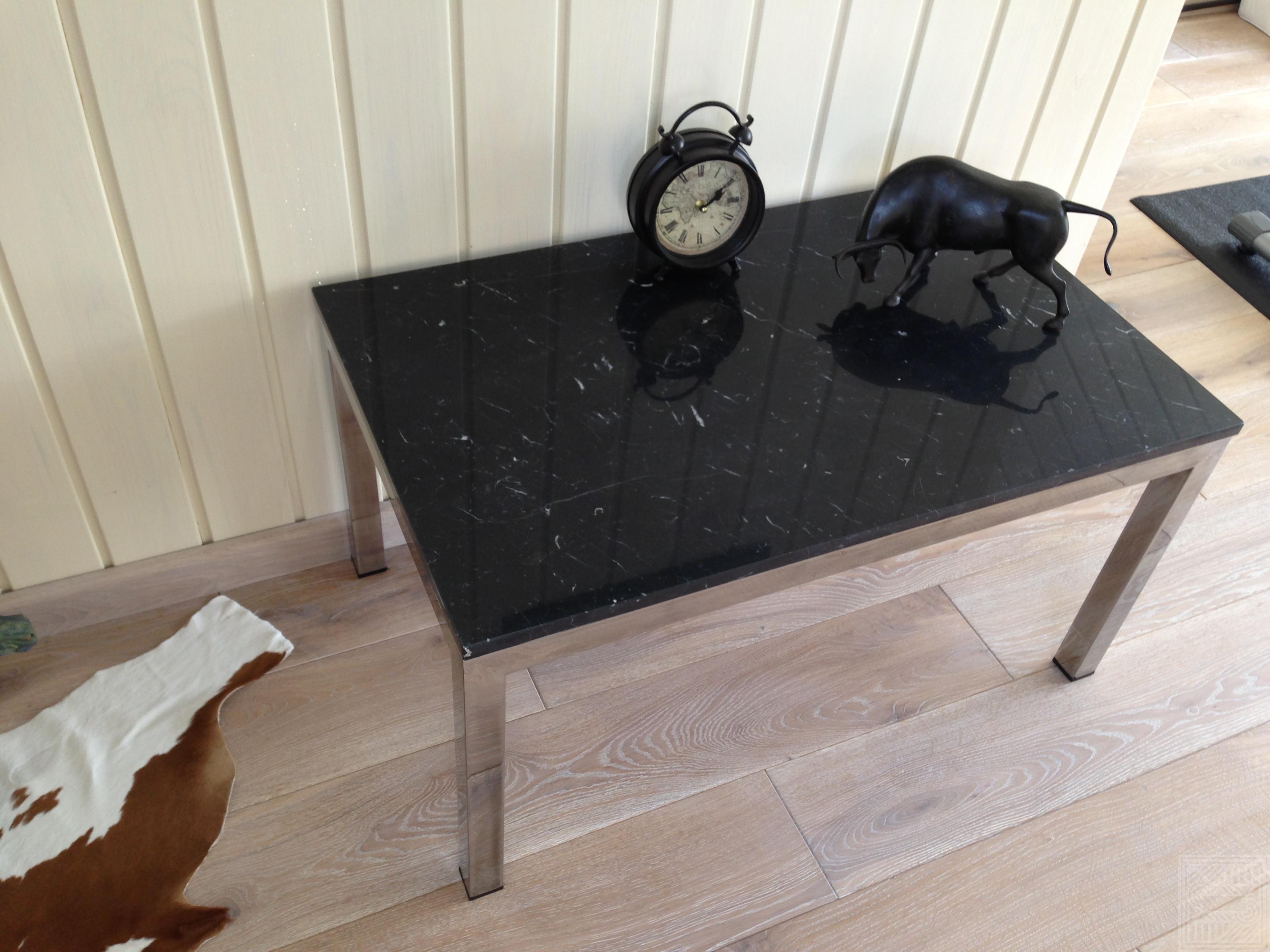 Мраморный столик Nero Marquino 20 мм furniture - Mramornij stolik Nero Marquino 20 mm
