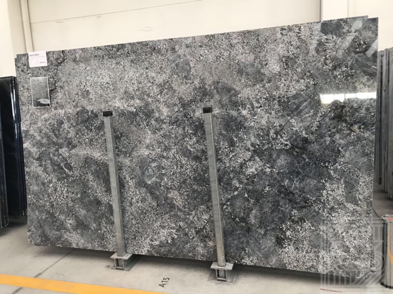 Azul Aran granite - IMG 7255