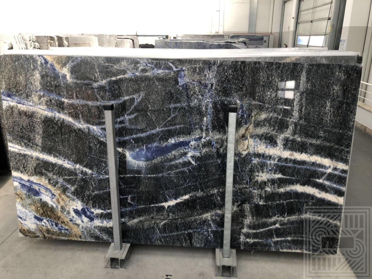 Katuba Blue Sodalite Extra granite - granit