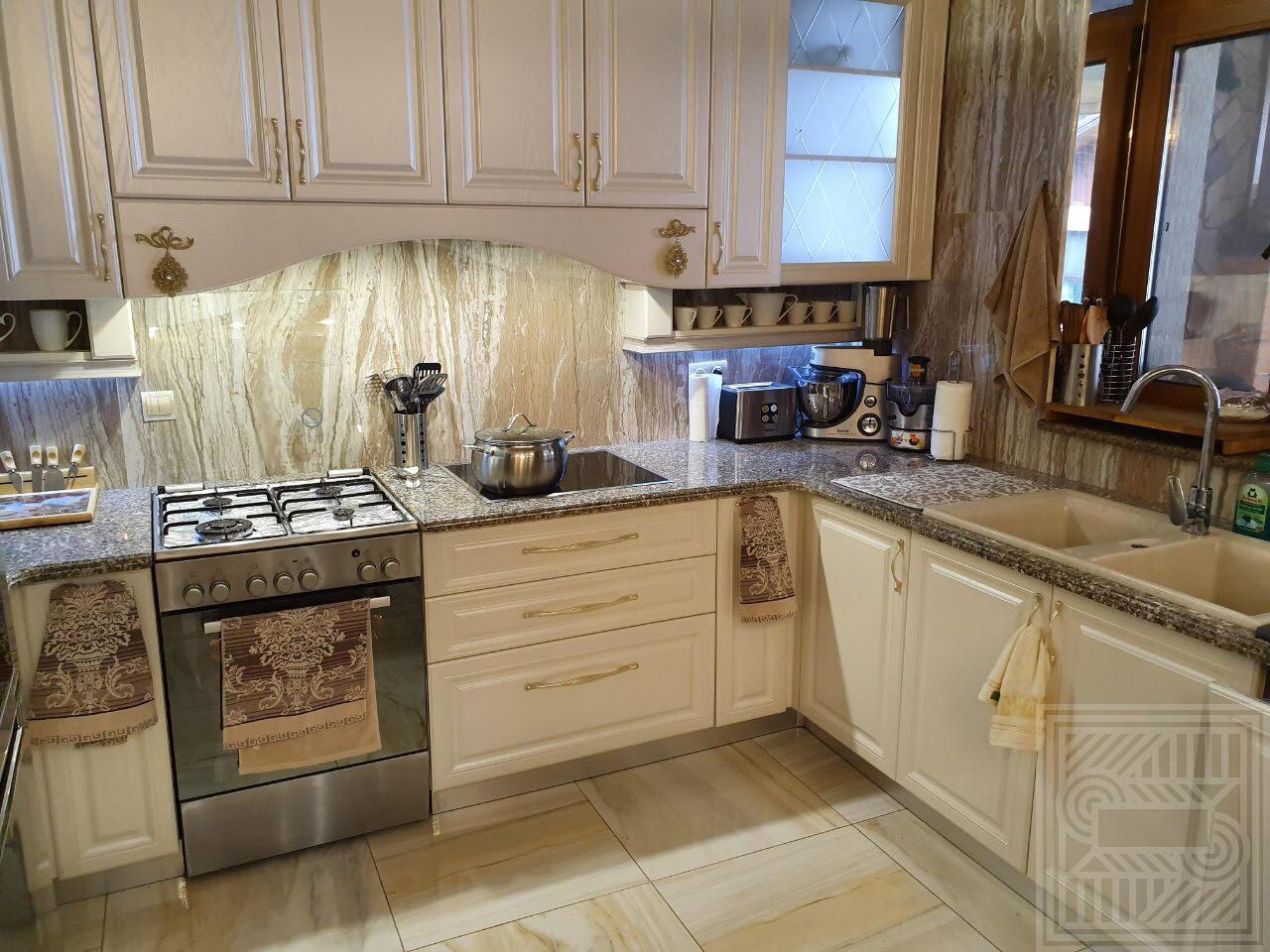 Кухонный комплекс из грантина Rosa Beta worktop-granite - 4