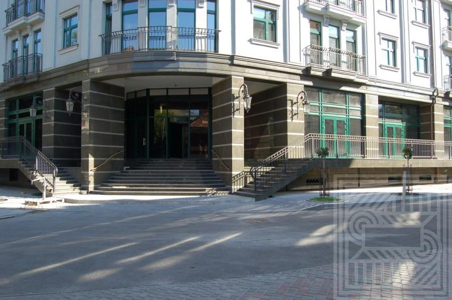 Фасад из гранита Green facing - LARGE 11