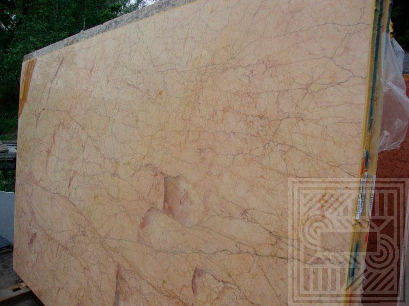 Crema Valencia (20 mm) beige-marble - Crema Valencia 20 mm