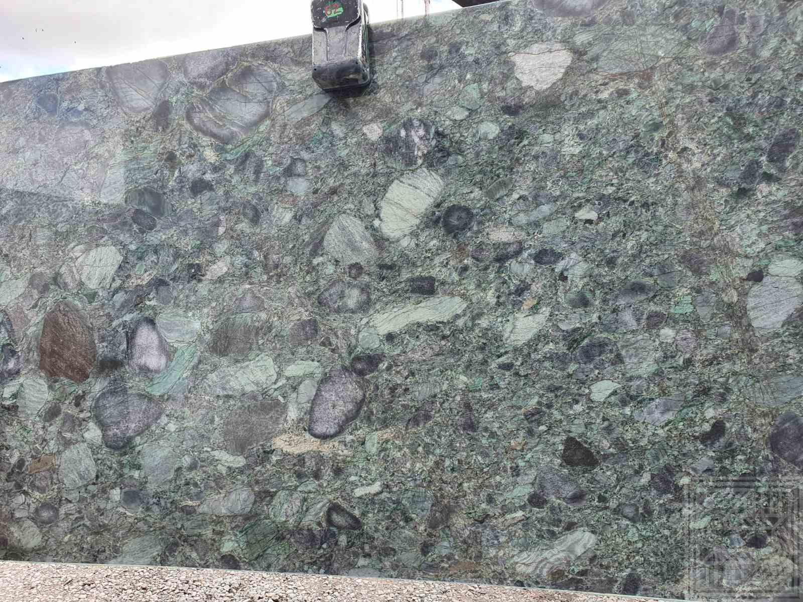 Quarzite Emerald Marinace (20 mm) natural-quartzite - Kvartsit Emerald Marinace