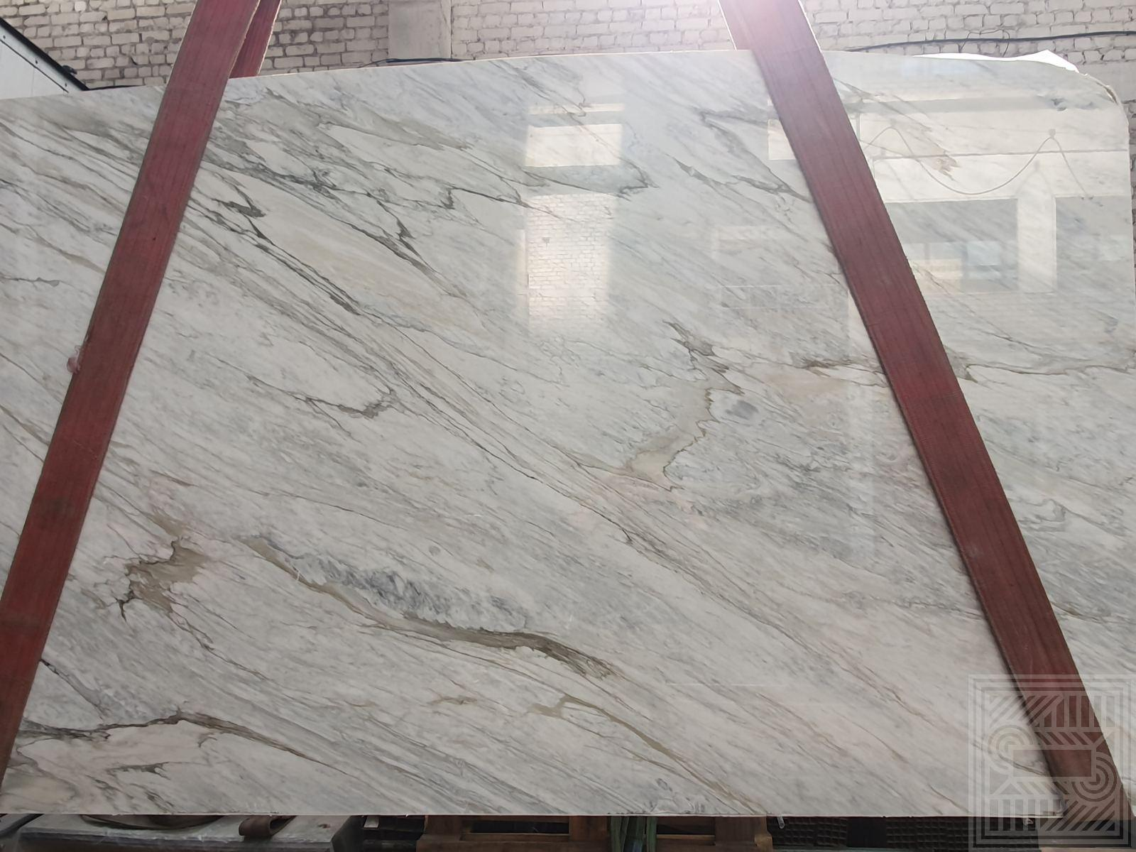 Calacatta Manhattan (20 mm) light-marble - Calacatta Manhattan 2 cm